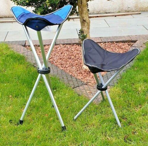 Portable Chair Fishing small Picnic Stool QUALITY BRUNNER Tripod Hiking Stool