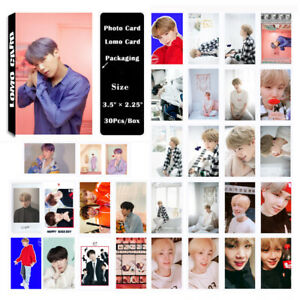 KPOP-Bangtan-Boys-Album-MAP-OF-THE-SOUL-PERSONA-SUGA-PhotoCard-Lomo-Card