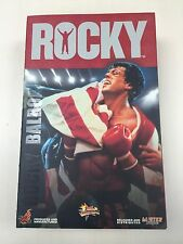 Hot Toys MMS 19 Rocky IV Balboa Sylvester Stallone 12 inch Action Figure NEW