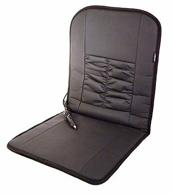 Vehicle Electronics & Gps Wagan In2282 Black 12v Faux Leather Deluxe Heated Seat Cushion To Win A High Admiration Consumer Electronics