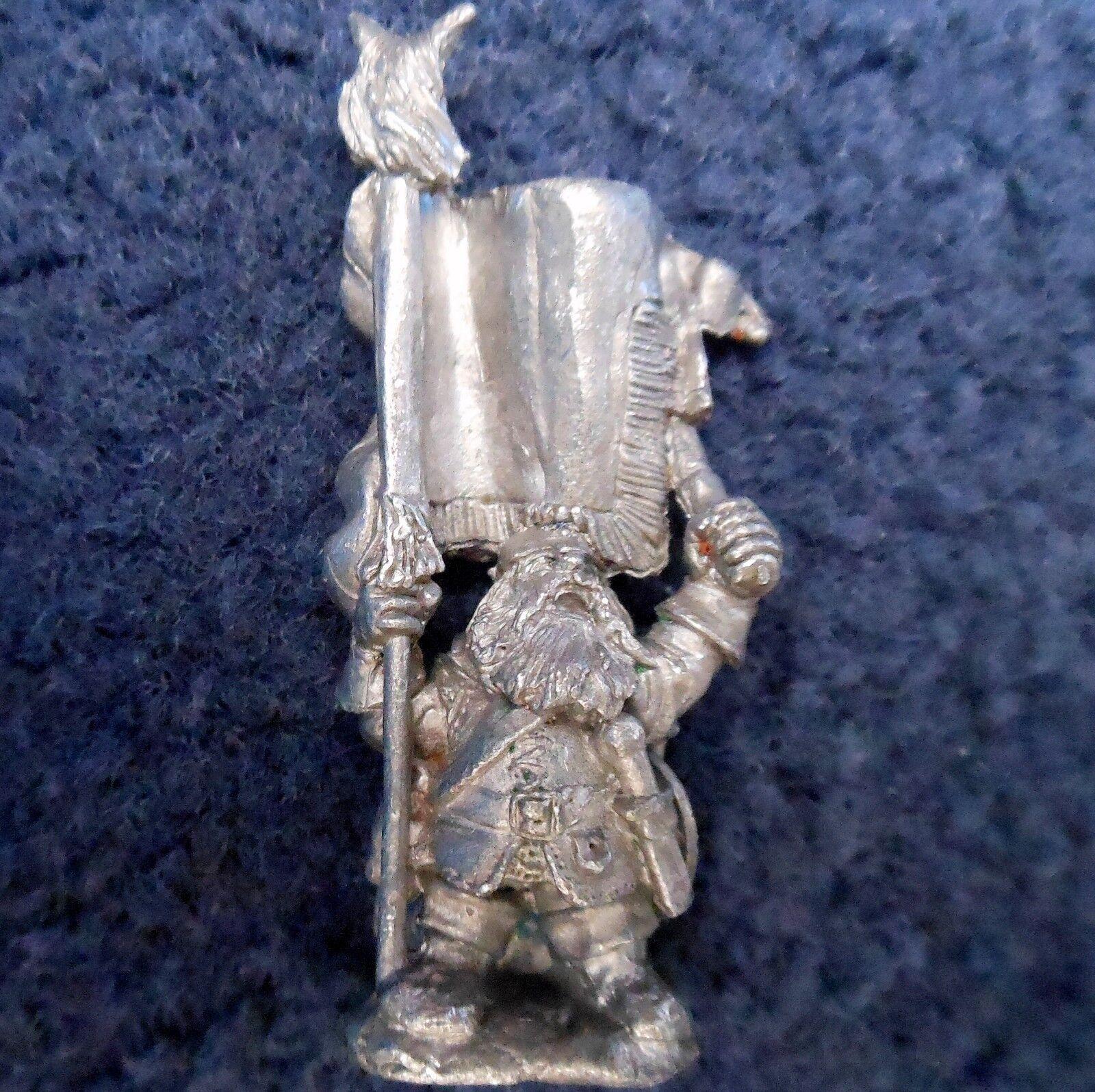 1984 Bugmans Dwarf Rangers No1 Standard Regiments of Renown RR1 Bugman's Brewer