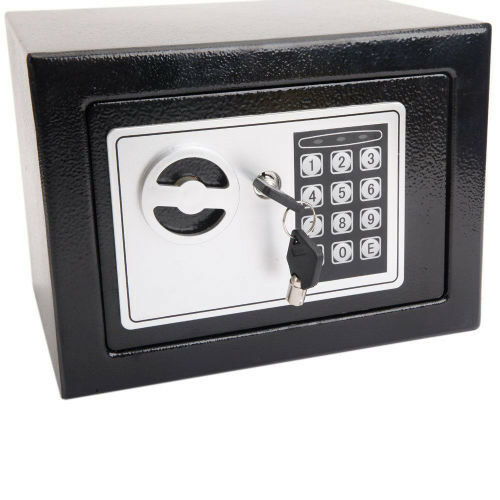 New Durable Digital Electronic Safe Box Keypad Lock Home Security Office Hotel at R550 each