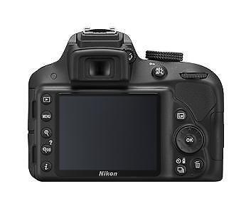 Perfect BRAND NEW BOXED Nikon D D3300 Digital SLR Camera - Black (Body)