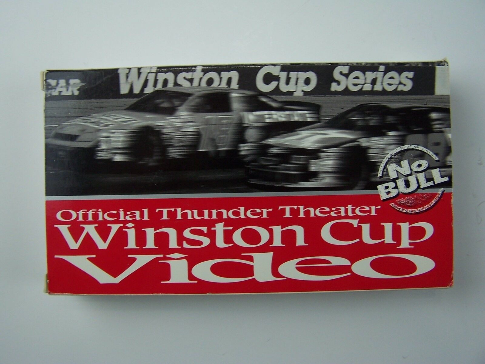 Winston Cup Series No Bull Official Thunder Theater Vid