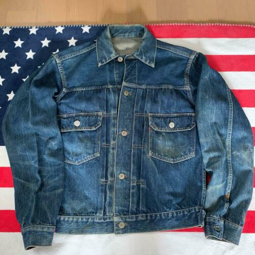 Levi's 507xx 2nd Paper Patch Vintage Mens M From J