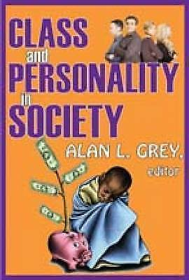 1 of 1 - Class and Personality in Society by