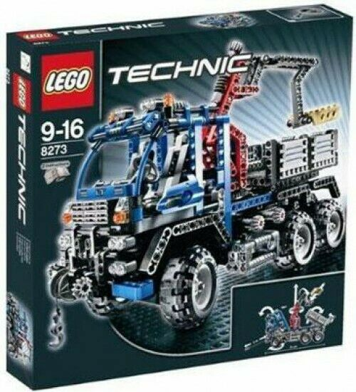LEGO TECHNIC Off Road Camion Set  8273