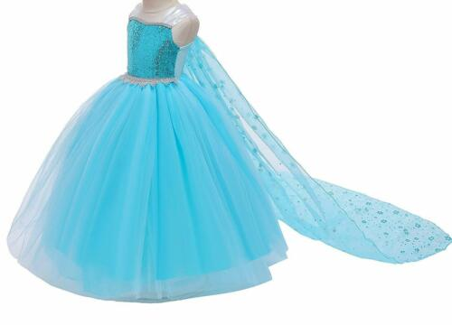 Romy/'s Collection Princess Snow Queen Costume Party Dress-up Set