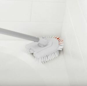 Good Grips Tub Tile Glass Floor Toilet Corners Scrub Brush