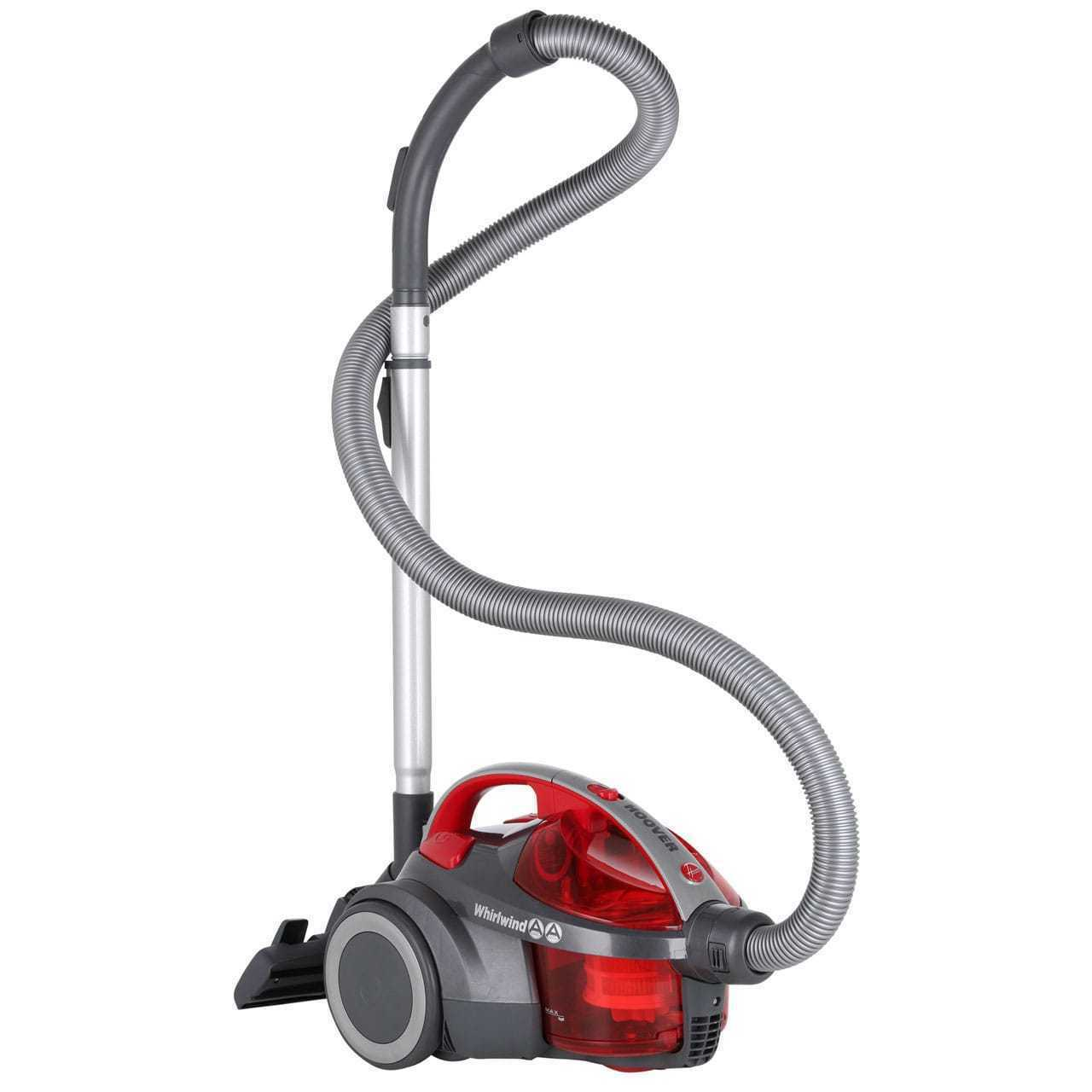 Hoover Whirlwind SE71WR01001 Cylinder Vacuum Cleaner 700 W GreyRed