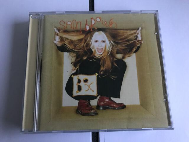 BOX CD Sam Brown 5024545456226 CD EX/EX