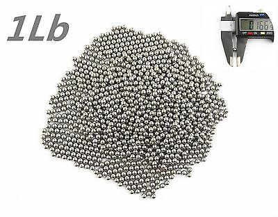 1LB Stainless Steel Tumbling Media Shot Jeweler Tools Circular Tumbler Finishing