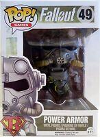 Power Armor Fallout Pop Games 4 Inch Vinyl Figure 49 Funko 2015