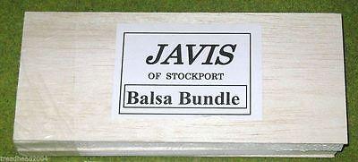Javis BALSA WOOD BARGAIN BUNDLE