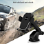 thumbnail 3 - Qi Wireless Car Charger Auto Clamping Mount Fast Charging Air Vent Phone Holder