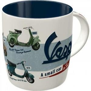 Vespa-Modelli-Chart-Ceramica-Tazza-di-Caffe-Na