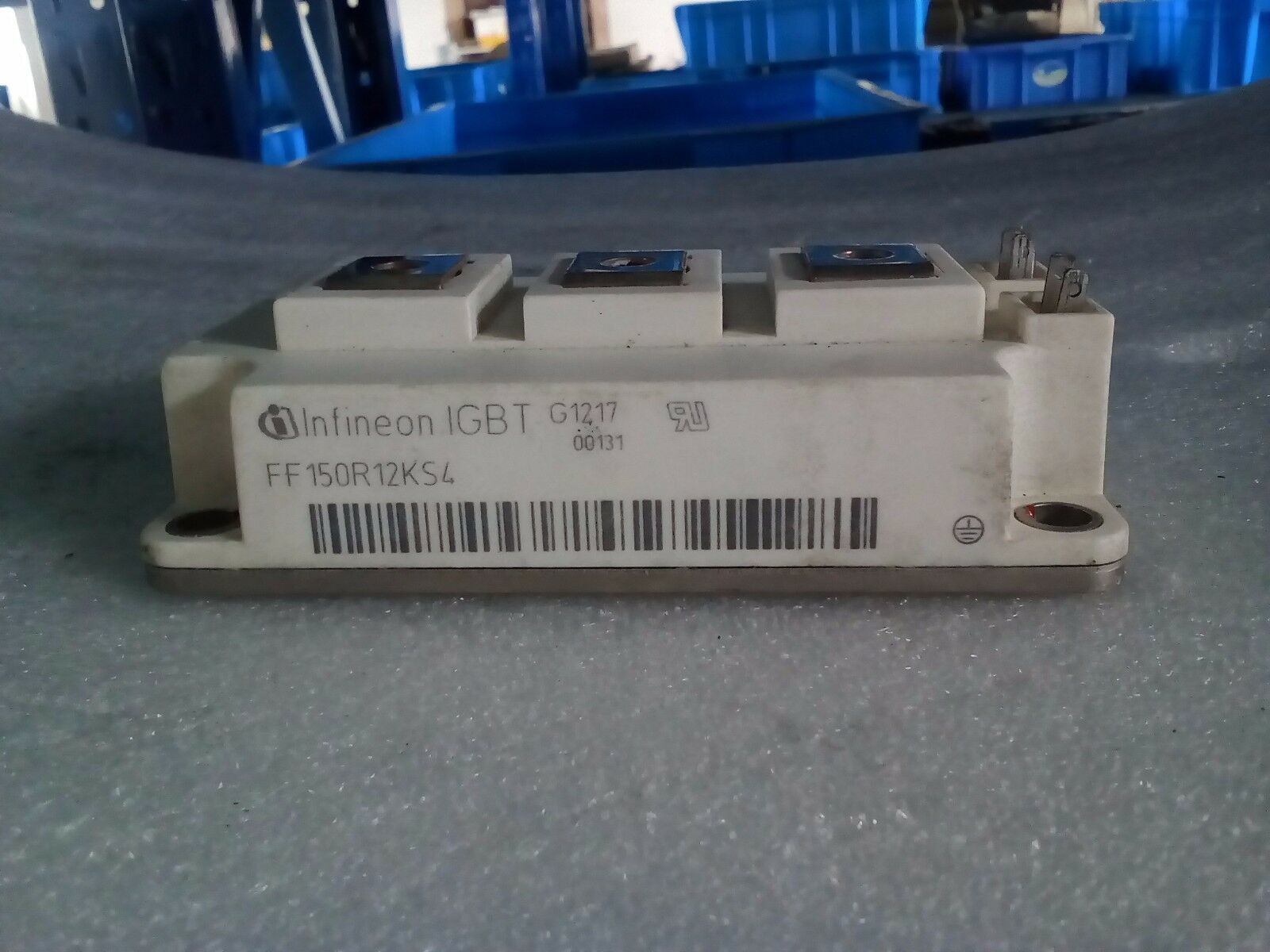1PC Used Infineon IGBT MODULE FF150R12KS4