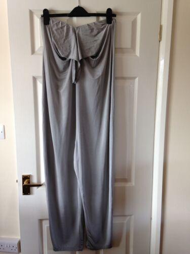 Zara L grigio Silver taglia Playsuit wfqF46fX