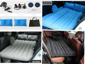 Inflatable-mattress-car-inflatable-bed-air-pump-electric-pillow