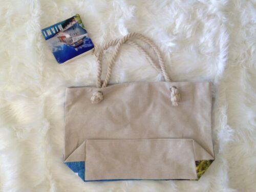 Unicorn,Miami,Cruise Ladies Canvas Beach,Shopping,Travel,Shoulder bag Tote.