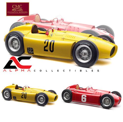 CMC M - - - 184 1  18 Ferrari 1956 D50 GP Bélgica y Murcia D50 GP Turín (2 vehículos) f4a