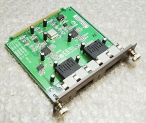 D-link-DES-132F-V-A2-Extension-Module-2-Port-100Base-FX-Module