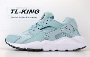 36c14e6cf2e94 Nike Huarache Run GS Youth Ocean Bliss Classic Sneaker 654280-410 ...