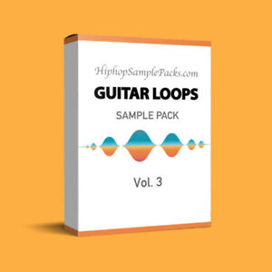 Details about Guitar Loops SAMPLE PACK Vol  3 Hip Hop Trap Production WAV  FL Studio ⭐️⭐️⭐️⭐️⭐