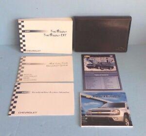 04 2004 chevrolet trailblazer trailblazer ext owners manual with rh ebay com 2006 Chevrolet Trailblazer 2006 Chevrolet Trailblazer