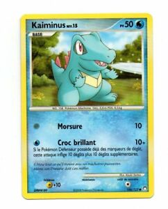Pokemon-n-106-123-KAIMINUS-niveau-15-PV50-Ref-125