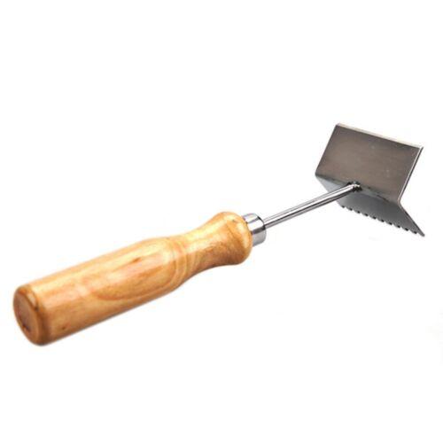 Queen Excluder Cleaner Propolis Collector Shovel