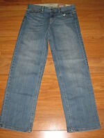 Land's End Blue Denim Jeans Pants Size Medium 29