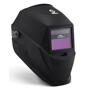 Miller-256166-Black-Digital-Pro-Hobby-Auto-Darkening-Welding-Helmet