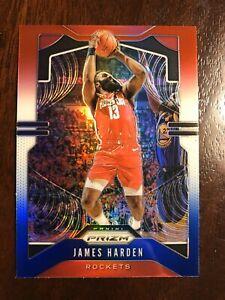 2019//20 prizm baloncesto Walker #107 James Harden