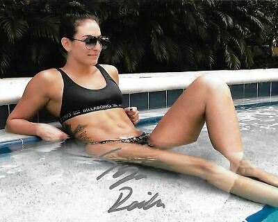 WWE Sonya Deville 8 x 10 Autographed Photo