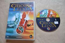 LOS CHICOS DE LA LLUVIA       DVD PELICULA COMPLETA  FILM