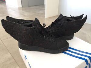 Adidas ASAP Rocky JS Wings 2.0 Forum High 10 superstar top ten ... 61c47b7272