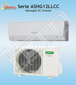 Condizionatore-GENERAL-FUJITSU-Climatizzatore-Inverter-12000-Btuh-A-ASHG12LLCC