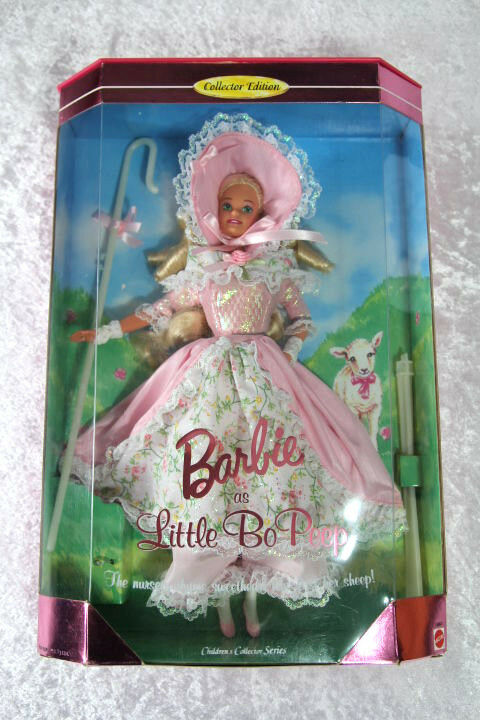 BARBIE as little bopeep, Mattel 14960-NUOVO -