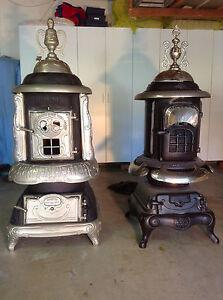 Antique Stove German Heater Ebay