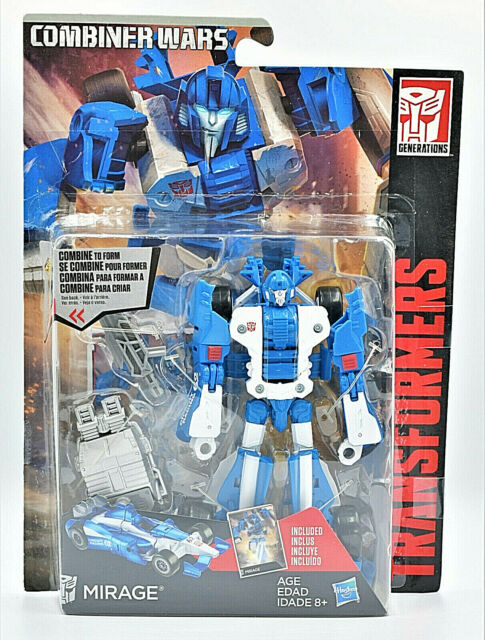 Combiner Wars MIrage - Canadian Packaging, Sealed