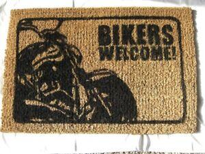 Biker-Fussmatte-Kokosmatte-Fussmatte-Matte-Bikers-Welcome-60-x-40-cm-MP2410000854