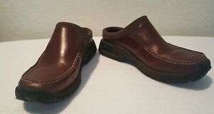 Cole-Haan-Brown-Slip-On-Womens-Clogs-Size-7B