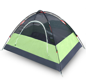 Ultra light outdoor travel tent double layer rainproof camping tent