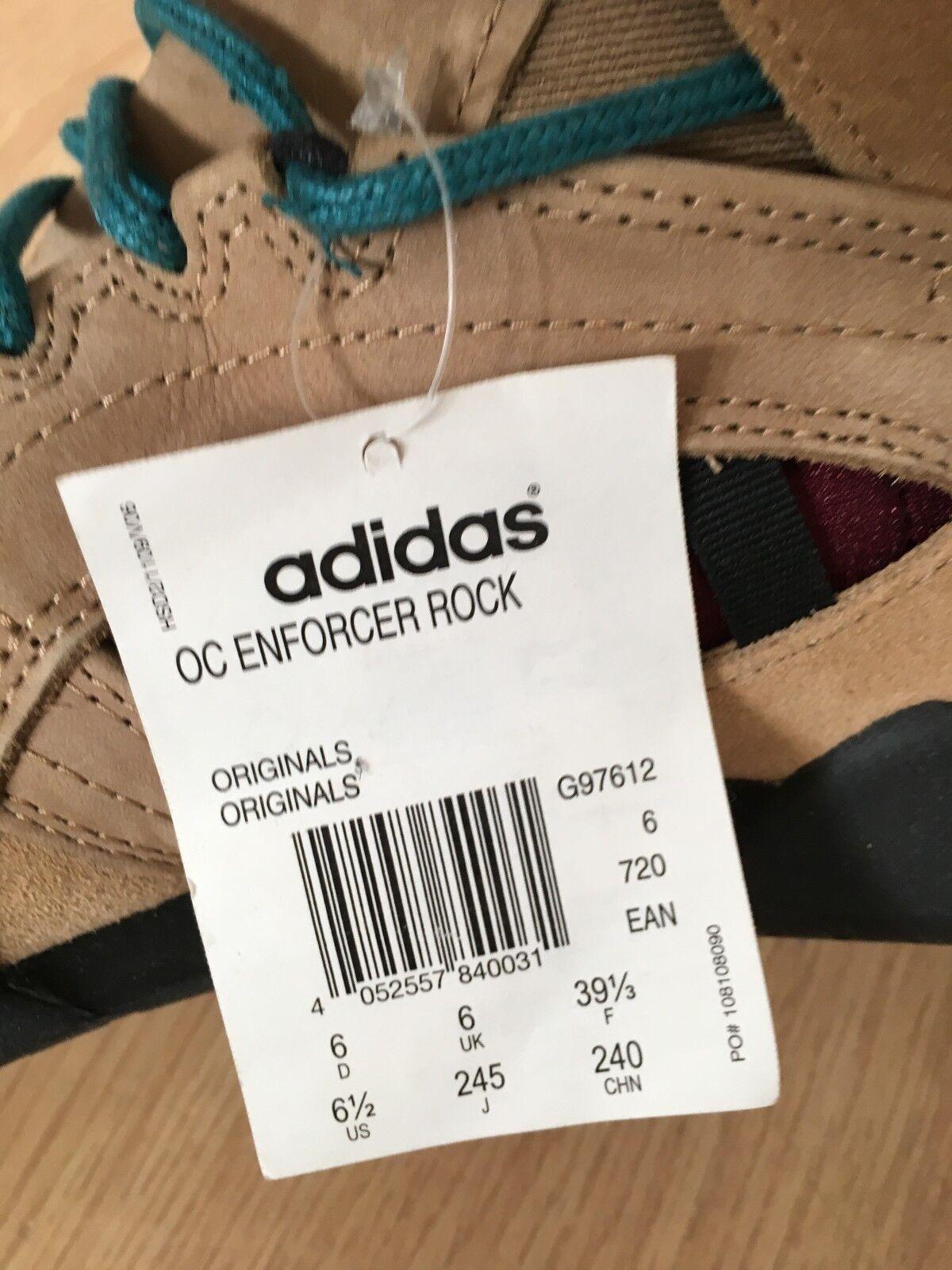 Adidas Adidas Adidas originals x eröffnungsfeier vollstrecker rock g97612 Braun nur selten. 416aab