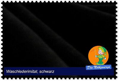 Waschleder / Polyesterstoff / Karneval / universal / Bekleidung / Deko / Basteln