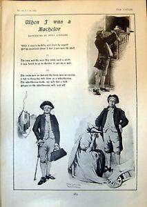 Old-When-I-Was-A-Bachelor-M-Luxmoore-Dinard-Golf-Club-Harry-Vardon190-Victorian