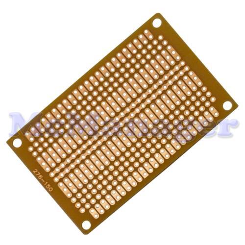 Pre Drilled Copper Prototype PCB Stripboard// Printed Circuit Board 72x47mm