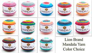 Lion-Brand-Mandala-Yarn-Genie-Wizard-Gnome-Phoenix-Unicorn-Thunderbird-Pixie