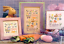 Lizzie-Kate-COUNTED-CROSS-STITCH-PATTERNS-You-Choose-from-Variety-WORDS-PHRASES thumbnail 83